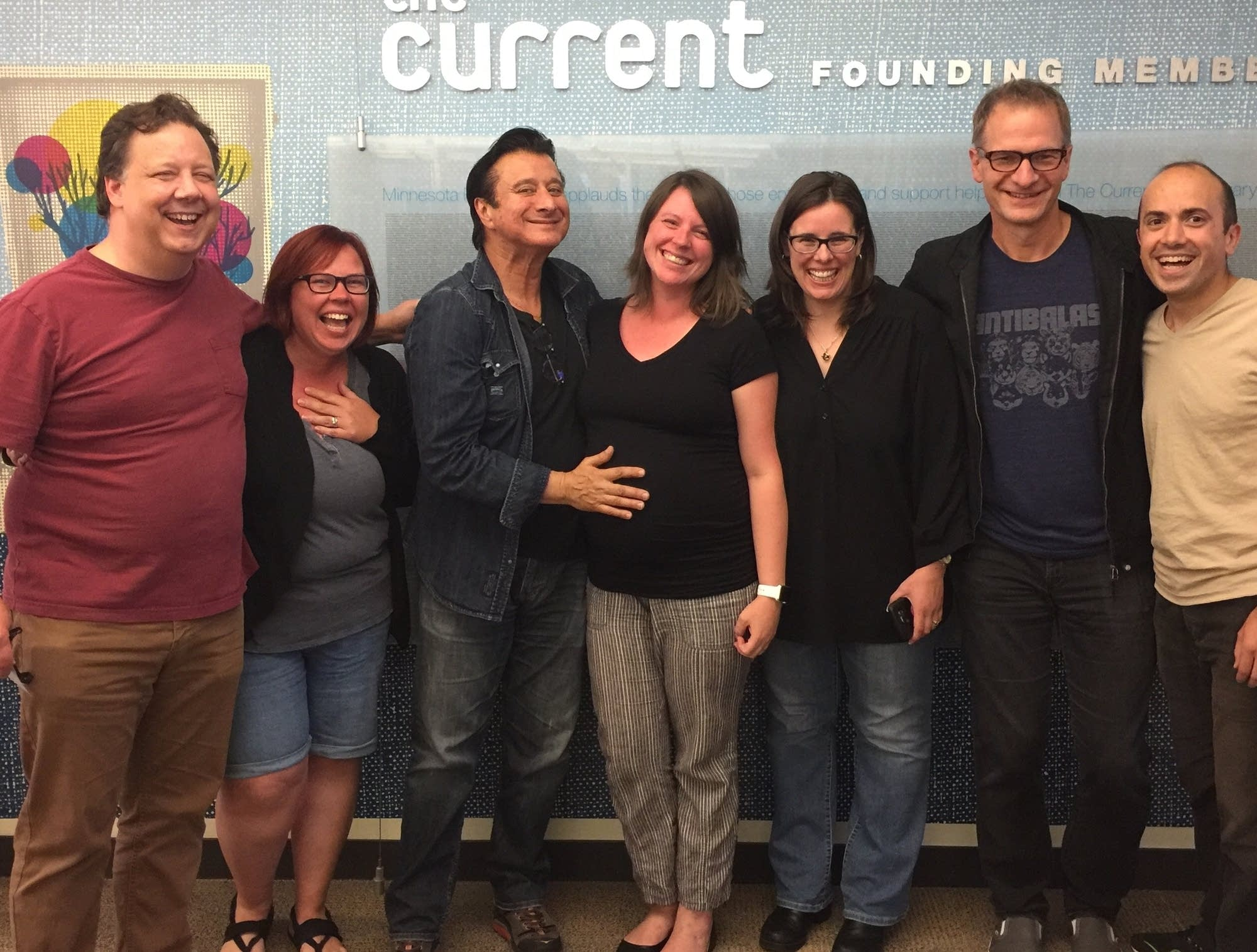 Steve Perry at The Current