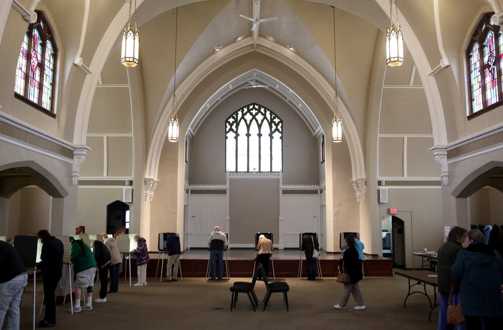Steeple Center voting