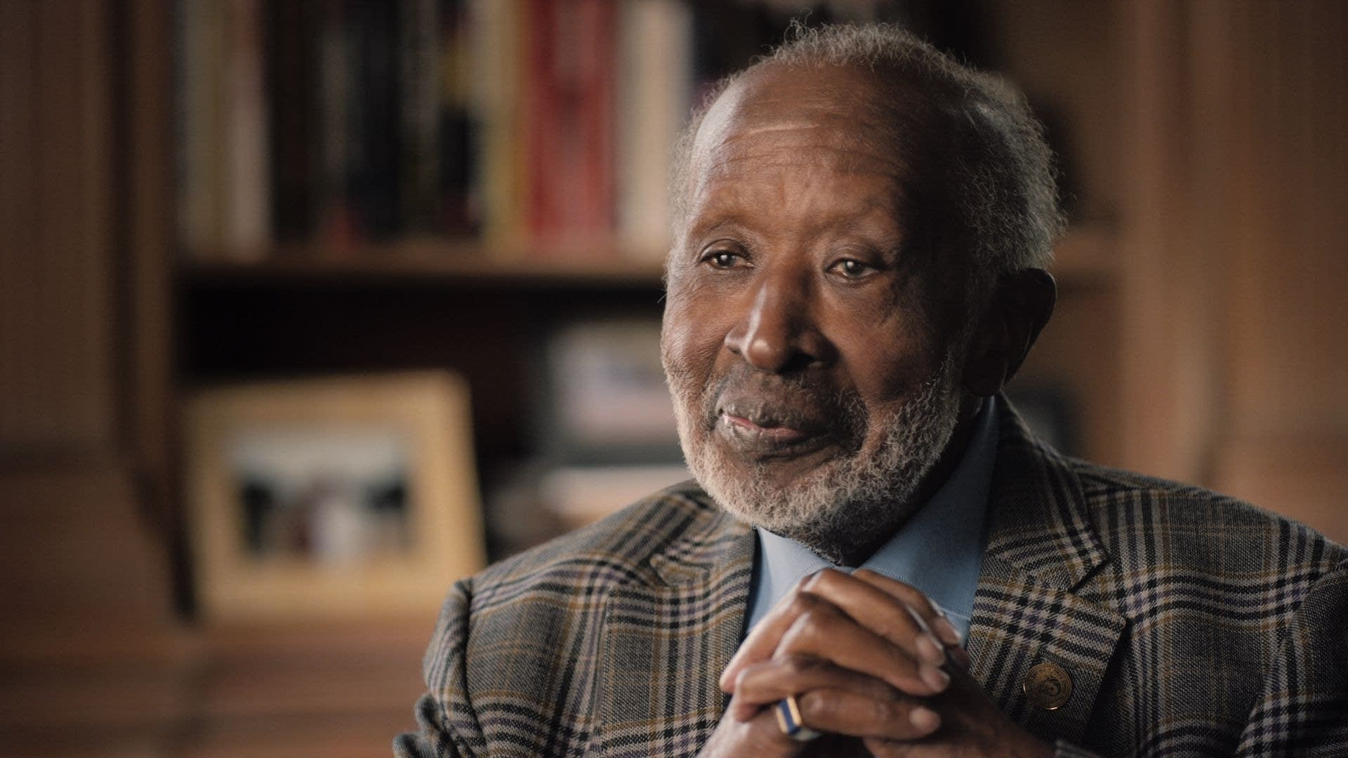 The Black Godfather: Clarence Avant documentary press