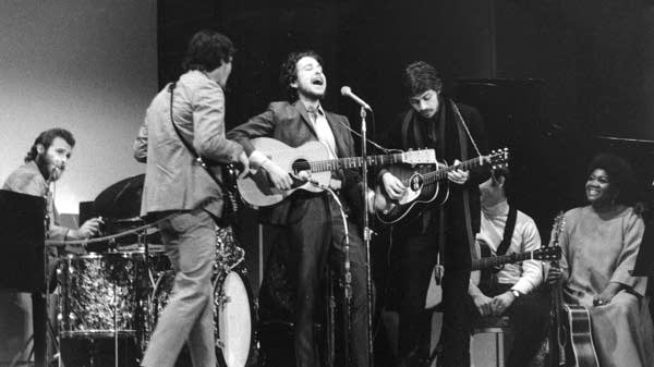 Dylan's 'Like a Rolling Stone' lyrics going to auction   MPR News