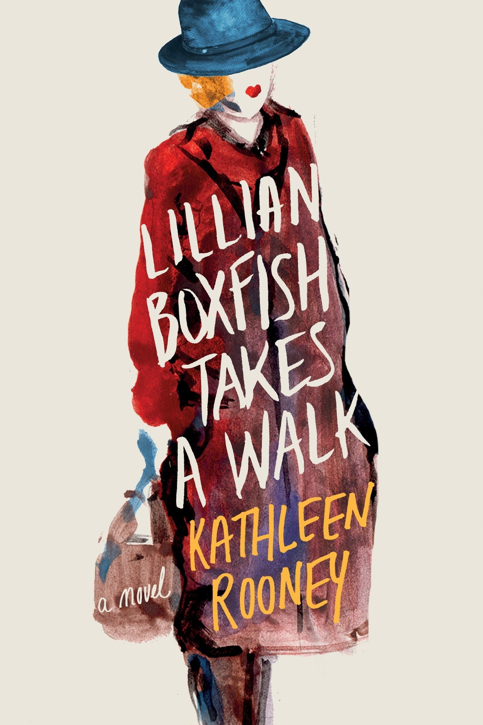 'Lillian Boxfish Takes a Walk'