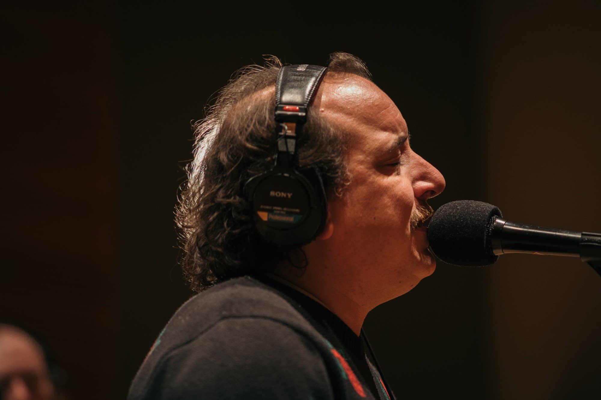Heart Bones perform in The Current studio