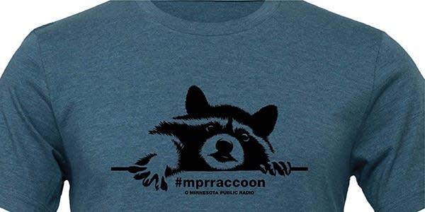 5ecceb 20180613 hashtag mprraccoon blue shirt