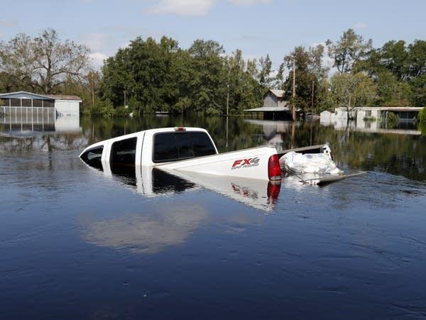 Carolinas flooding