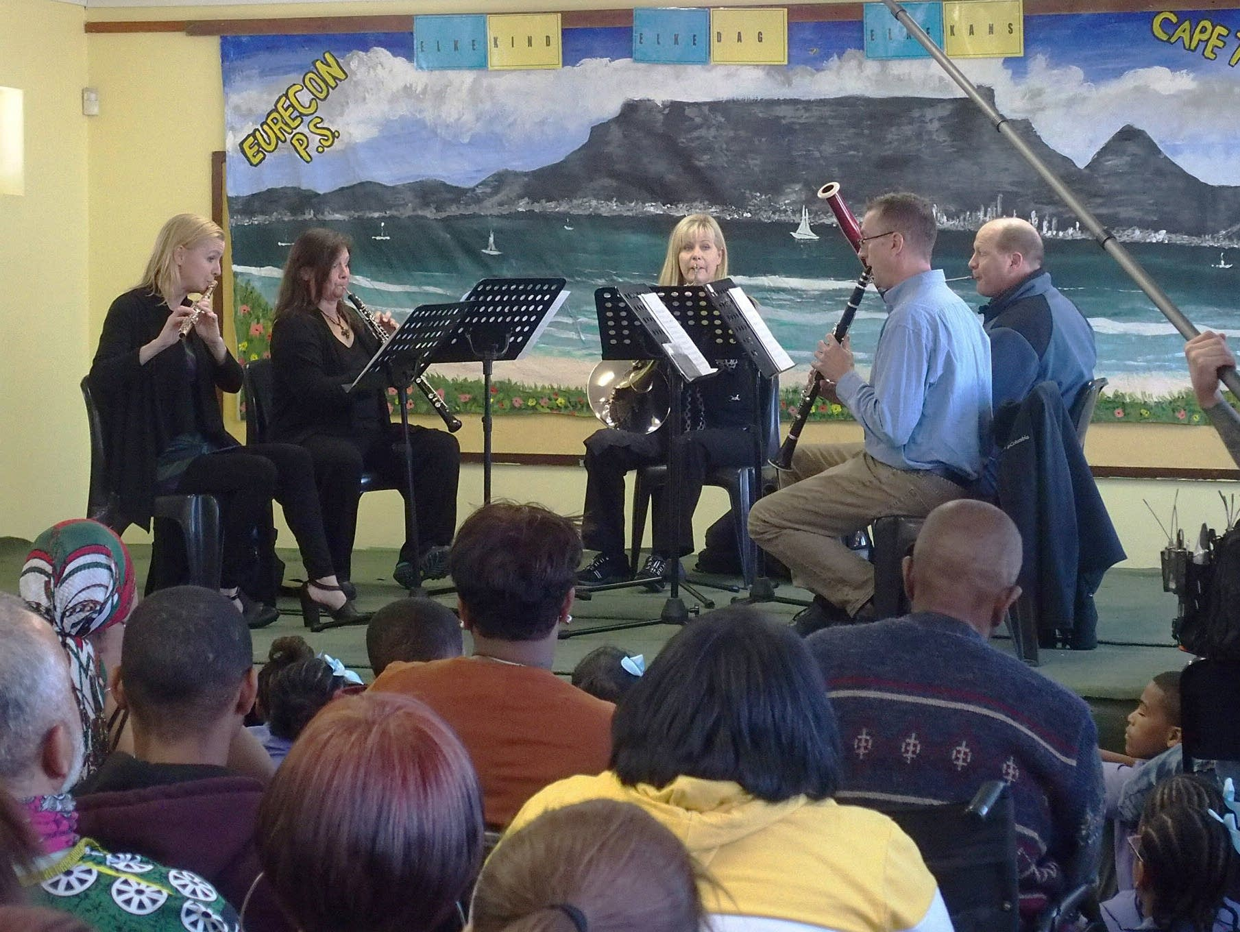 Minnesota Orchestra in South Africa